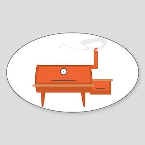 BBQ Grill Sticker