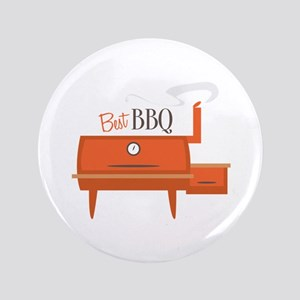 "Best BBQ 3.5"" Button"