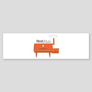 Meat Master Bumper Sticker