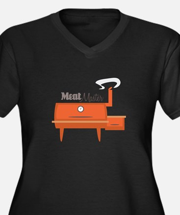 Meat Master Plus Size T-Shirt