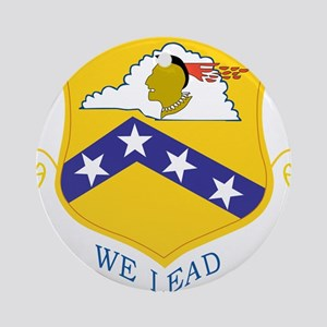 189th Airlift Wing Ornament (Round)