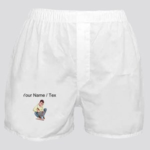 Custom Computer Technician Boxer Shorts
