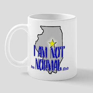 I am not (from) Normal (Illin Mug