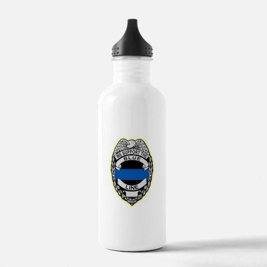 Unique Law enforcement Water Bottle