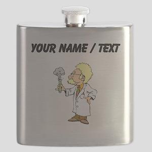 Custom Chemist Flask