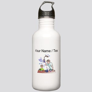 Custom Chemist Water Bottle