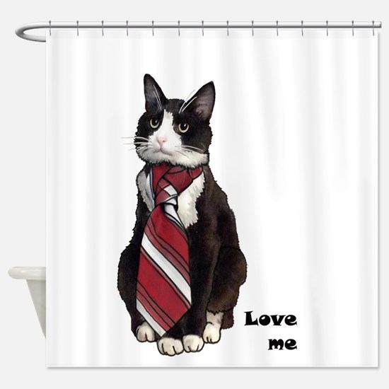 Alfred-Love me Shower Curtain