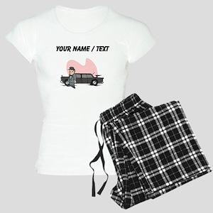 Custom Chauffer Pajamas