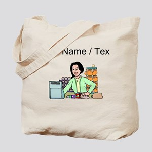 Custom Cashier Tote Bag