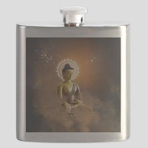 Buddha Flask