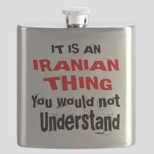 It Is Iranian Thing Flask
