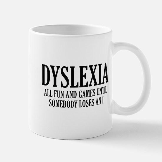 Dyslexia Mug