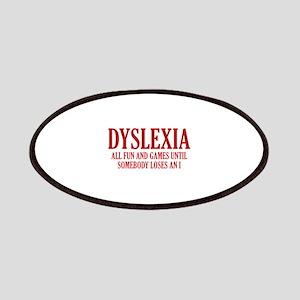 Dyslexia Patches