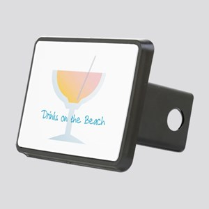 Drinks On The Beach Hitch Cover