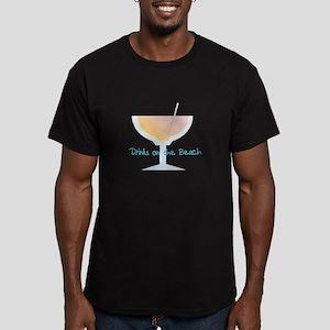 Drinks On The Beach T-Shirt