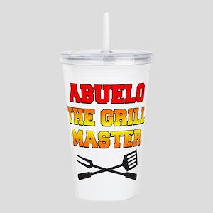 Abuelo The Grill Maste Acrylic Double-wall Tumbler