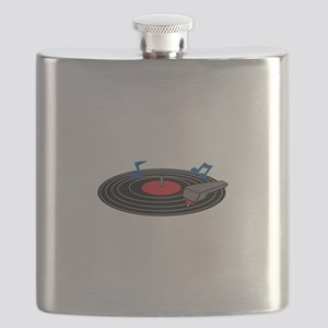 RECORD PLAYER Flask