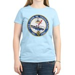 USS JOHN W. THOMASON Women's Light T-Shirt