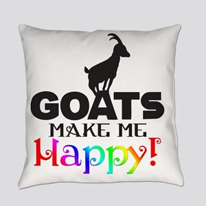 GOATS Make me Happy Master Pillow