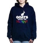 GOATS Make me Happy Women's Hooded Sweatshirt