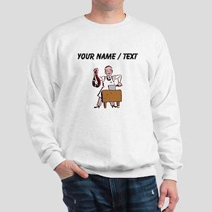 Custom Butcher Sweatshirt