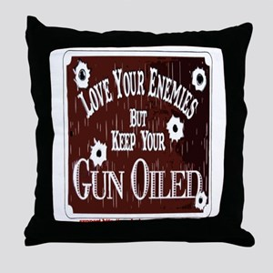 Love your Throw Pillow