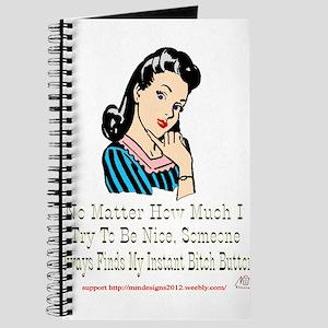 No Matter Journal