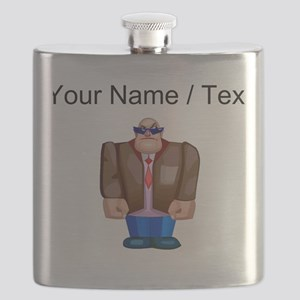 Custom Body Guard Flask