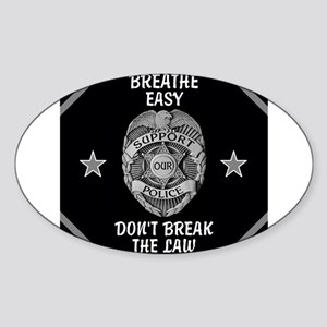 Breathe Easy! Sticker