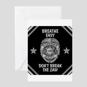 Breathe Easy! Greeting Cards