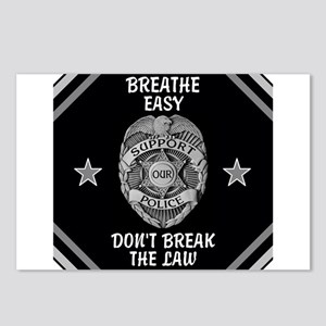 Breathe Easy! Postcards (Package of 8)
