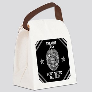 Breathe Easy! Canvas Lunch Bag