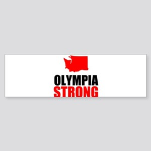 Olympia Strong Bumper Sticker
