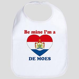De Moes, Valentine's Day Bib