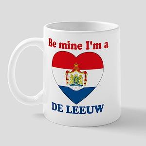De Leeuw, Valentine's Day Mug