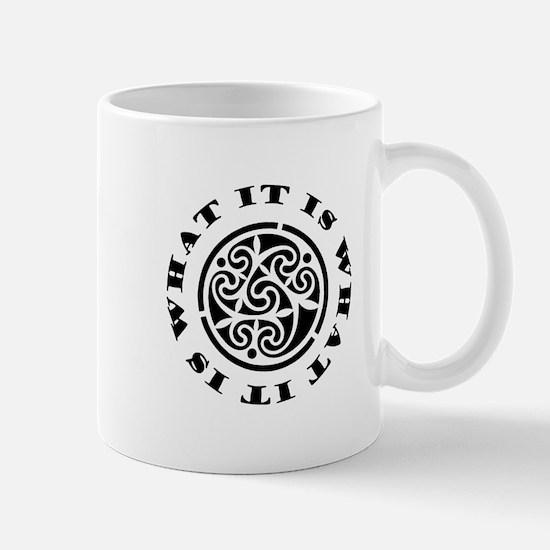 ItIsWhatItIs Mug