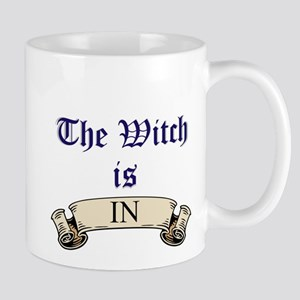 The Witch Is In Mug Mugs
