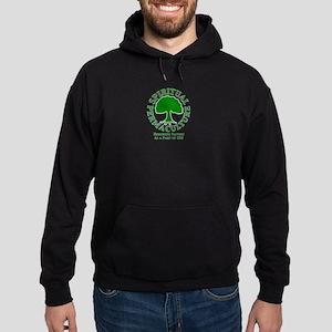 Spiritual Permaculture Hoodie (dark)
