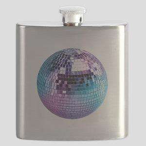 Disco Ball (personalizable) Flask