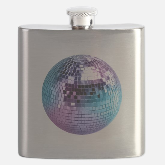 Disco Ball (personalizable) Flask