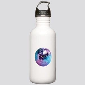 Disco Ball (personalizable) Water Bottle