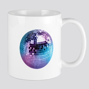 Disco Ball (personalizable) Mugs