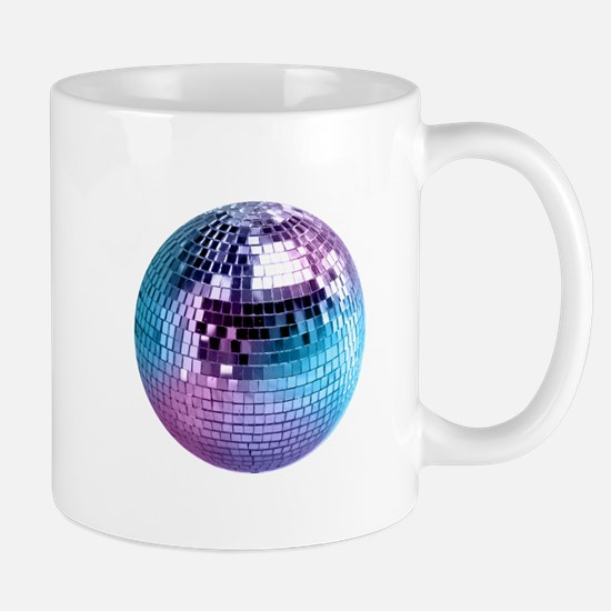 Disco Ball (personalizable) Mugs