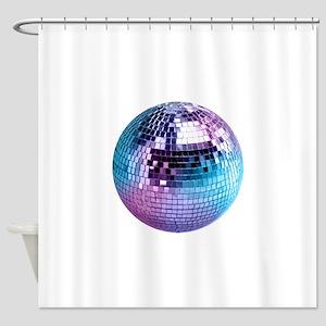 placeholder-13-5-round Shower Curtain