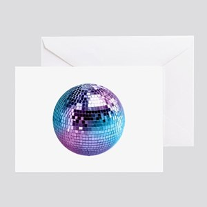 placeholder-13-5-round Greeting Card