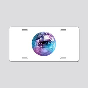 placeholder-13-5-round Aluminum License Plate