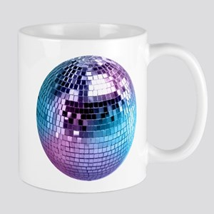 Disco Ball Graphic Mug