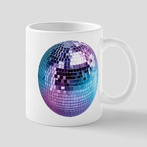 Disco Ball Graphic Mug