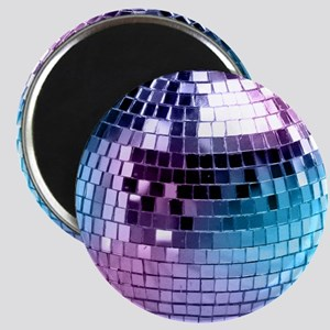 Disco Ball Graphic Magnet