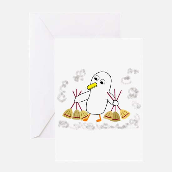 Trying to be Faster Greeting Cards